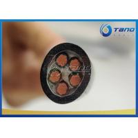 China Armoured Single Core LV Power Cable / Pvc Sheathed Power Cable CCC Certification wholesale