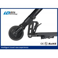 Quality Portable Folding Electric Scooter Diameter 5inch With Carbon Fiber Material OEM for sale