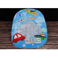 China Marshmallow Custom Food Packaging Bags With Transparent Window Oval Twisted Shape wholesale