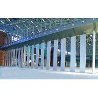 China Aluminum Profile Decorative Acoustic Partition Wall Water - Proof Space Saving wholesale
