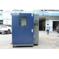 China Vertical Type Two Zone  Thermal Shock Chamber With Basket Transition wholesale