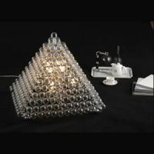 China Glass Table Mini Lamp BR1010T wholesale