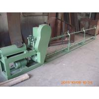 China Hige Efficiency Wire Straightening And Cutting Machine 0.8mm - 4.2mm Wire Dia. wholesale