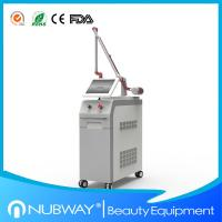 China Professional q switched nd yag laser / painless 1064&532nm laser tattoo removal machine wholesale