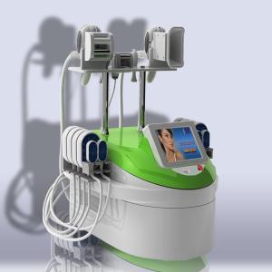 China 8.4 Inch Ultrasonic Cavitation Slimming Machine Vacuum Roller 635nm Lipo Laser wholesale