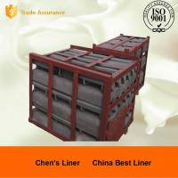 China Stacker Travelling Wheel Alloy Steel Castings Mill Liners EN 100831-1991 wholesale