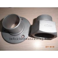 China Investment Casting Stainless Steel Casting Pipe Fittings wholesale