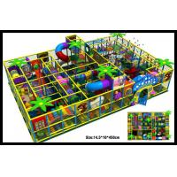 China 2017 Competitive Price Commercial Kids Center Indoor Playground Equipment wholesale