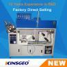 China Máquina bonita do Coater do laboratório da superfície do revestimento, máquina quente da laminação do derretimento wholesale
