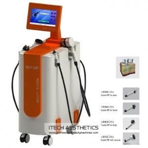 China Multipolar RF Vacuum Vacuum Machine For Weight Loss / Fat Reduction wholesale