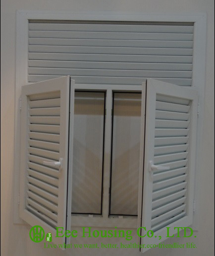 White louvered doors images for Operable awning windows