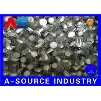 Buy cheap 3ml Clear Glass Bottle 16mm Width 35mm Tall Standard Security Package Sterile from wholesalers