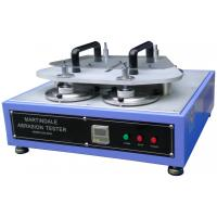 China Quality Control Abrasion Testing Machine / Textile Fabric Martindale Abrasion Tester wholesale