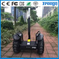Quality Big Off Road Wheel Self Balancing Scooter With Brushless Motor for sale