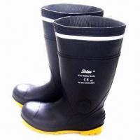 China Mining and Industrial Safety Boots with Steel Toe and Midsole on sale