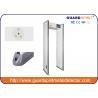 China Guard Spirit Walk Through Metal Detector Door Frame / Airport Security Detectors wholesale