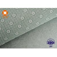 China Flooring Accessories Non Woven Carpet Mat Under Rug Underlay Felt With PVC Dots on sale
