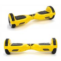China Yellow Auto 2 Wheel 6.5 Inch Electric Scooter 36v With Standing Drift wholesale