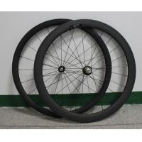 Hand build 100% Road bicycle wheels carbon clincher road bike carbon 700c 38+50mm whelsets