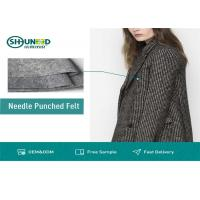 China Polyester Needle Punch Felt Garments Accessories Composition NPF-100 on sale