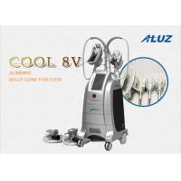2000w Portable Cellulite Treatment Machine Pure Water Cooling Liquid