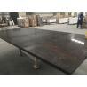 "China Black Marble Looking Quartz Slab Countertops Wall Backsplash 108"" X 28"" Size wholesale"