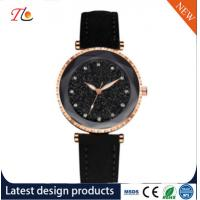 China Wholesale Ladies Watch PU Watch PU Strap Alloy Case Refined Dial Fashion Watch wholesale