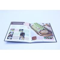 China Customized Coloring Cookbook Printing Professional with UV Coating on sale