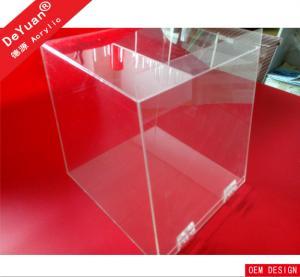 China Supermarket / Office Acrylic Display Holder Plexiglass OEM / ODM on sale