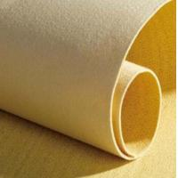 China Nonwoven PPS Glass Acrylic Needle Felt Filter Cloth 0.81mm - 1.12mm Thickness wholesale