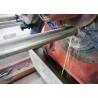 China Grelhe a capacidade avaliada 200KVA entalhada malha da máquina de soldadura da tela do filtro wholesale
