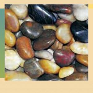 China Natural Polished Pebble/Pebble Stone wholesale