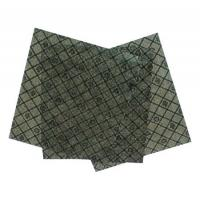 China ESD Plastic Mesh Anti Static Conductive Grid Bag For Sensing Element Packaging wholesale