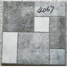 China Grey Bathroom 400x400 Floor Tiles Rustic  3d Inkjet Printing Interior Exterior wholesale