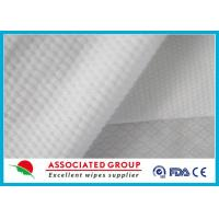 Cross Lapping 200gsm non woven medical fabric Highly absorbent Flsuahable
