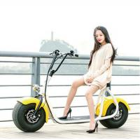 China 18 Inch Unique Haley 1000w City Electric Scooter With Rear Shock Absorber wholesale