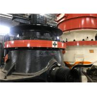 China 120mm Feed Inlet Hydraulic Cone Crusher Quick Rotating Speed High Performance wholesale