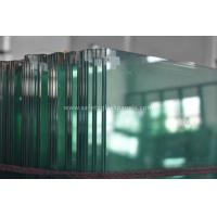 China Transparency Laminated Tempered Float Glass 10mm Bullet Proof And Aquarium Glass wholesale