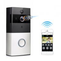 Buy cheap Wireless Video Door Phone with Battery 166 Degree Wide Angle Night Vision WiFi Video Doorbell from wholesalers