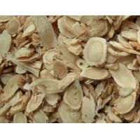 China Traditional Herbal Membranous Milkvetch Root / Milk-vetch Root Tonifies The Spleen wholesale