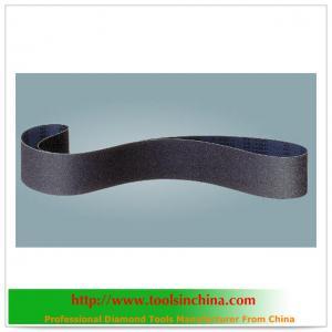 Buy cheap polishing machine abrasive belt from wholesalers