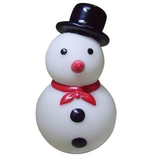 Plastic Snowman Light Images