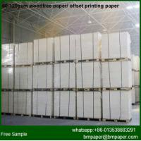 China 100g White Offset Printing Paper wholesale