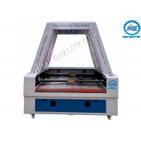 China Professionally Designed CO2 Laser Cutting Engraving Machine With CCD Camera And Conveyor wholesale