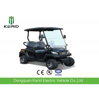 China Easy Operate 2 Seats Electric Golf Cart With Rear Axle For Sale Philippines on sale