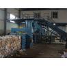 China 50 máquinas de empacotamento plásticas da sucata eficiente alta da tonelada -125/prensa automática wholesale