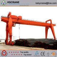 China After-sales Service Provided and New Condition Rail Mounted Gantry Crane on sale