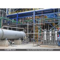 China Liquid or Oil Industrial Filtration System With Carbon steel wholesale