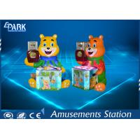 China Candy Bear hammer game machine 2 Player / Hammer Hitting Game CE Certificated wholesale