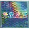 China Transparent hologram sticker label wholesale